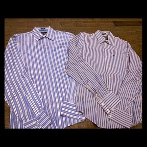 Preowned Abercrombie & Fitch shirts (2)